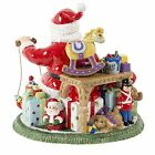 Fitz & Floyd Santas Toy Shop Collection Toyland Musical Figurine