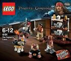 Lego Pirates of the Caribbean 4191 THE CAPTAIN'S CABIN Jack Sparrow Gift NISB