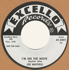 RB SOUL REPRO JOE MAYFIELD Im On The Move LITTLE FLORENCE Miss You So EXCELLO