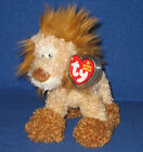 TY GROOWWL the LION BEANIE BABY - MINT with MINT TAG