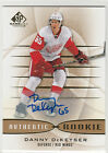 2013-14 SP Game Used Hockey Cards 19