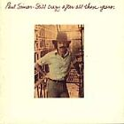 Paul Simon : Still Crazy After All These Years [VINYL] CD (1987)