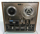 Akai Model GX 220D 3 Speed Reel to Reel Tape Recorder Deck