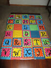 1 A TO Z RIVERWOODS COLLECTION KATHY BROWN JUVENILE FABRIC PANEL