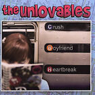 FREE US SH (int'l sh=$0-$3) NEW CD Unlovables: Crush Boyfriend Heartbreak