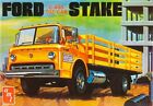 AMT [AMT] 1:25 Ford Stake Bed Truck Plastic Model Kit 650 AMT650