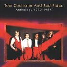 FREE US SHIP. on ANY 2 CDs! NEW CD Tom Cochrane & Red Rider: Anthology 1980-1987