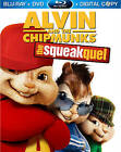 Alvin and the Chipmunks 2: The Squeakque Blu-ray