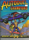 Vtg AutoDuel Champions Car Wars Steve Jackson RPG Racing Game Uncut