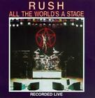 Rush : All the Worlds a Stage CD