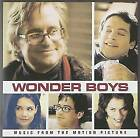 Various Artists  Wonder Boys Music From the Motion Picture Soundtrack 1 Disc