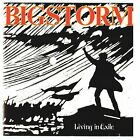 Bigstorm : Living in exile (1989) CD