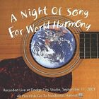 Global Alliance of Performers : Night of Song for World Harmony CD
