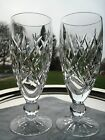 WATERFORD IRISH CRYSTAL..DONEGAL PATTERN..TWO  6