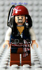 NEW Lego Minifig CAPTAIN JACK SPARROW - Pirates of the Caribbean