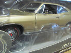 American Muscle Authentics 1:18 1967 Chevy Impala SS (Gold)