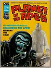 PLANET OF THE APES MAGAZINE 9 JUNE 1975 MARVEL 1