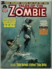 TALES OF THE ZOMBIE 1 1973 MARVEL BORIS COVER