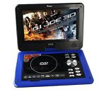 Buyee Handheld Portable DVD Player 9.5 Inch 270 Degree Swivel Screen Support ...