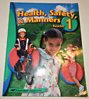 ABeka Health Safety and Manners Reader 1 Second Edition First 1st Grade