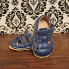 Blue Toddler Boys Squeaky Sandals Shoes Sizes 3 4 5 6 7 8 9