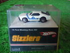 Mattel Hot Wheels Sizzlers Sizzler 1970 70 '70 Ford Mustang Boss 302 redlines