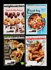 4 Weight Watchers magazines healthy eating weight loss fitness recipes tips