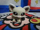 Littlest Pet Shop Puppy Tan Cream Chihuahua Dog Brown Eyes #1199