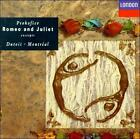 Sergei Prokofiev : Romeo & Juliet (Montreal So/Dutoit) CD (1993)