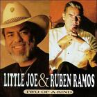 FREE US SHIP. on ANY 2 CDs! NEW CD Little Joe, Ruben Ramos: Two of a Kind