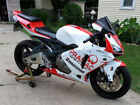 Injection Red White ABS Plastic Kit Fairing Fit for Honda CBR600RR 2005 2006 x18