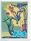 1966 Topps Batman Riddler Back Trading Cards 6