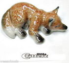 Little Critterz LC106 Sly Fox Pup Figurine