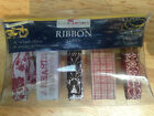 Little Yellow Bicycle Love Letters 5 piece Ribbon Set NEW 1666