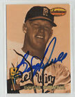 Boog Powell 1993 Ted Williams Co. autographed signed auto card Baltimore Orioles