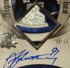 08-09 THE CUP STEVEN STAMKOS ROOKIE RC 4CLR PATCH SIGNATURE AUTO 75 L@@K SICK