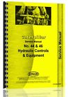 Caterpillar 44 46 Hydraulic Control Attachment Service Manual