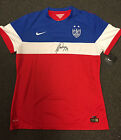 Alex Morgan Autographed Signed Authentic Team USA Soccer Nike Jersey World Cup