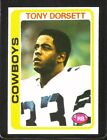Tony Dorsett Cards, Rookie Card and Autographed Memorabilia Guide 4