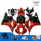 Red Black Injection Fairing For HONDA 2009-2012 CBR 600 RR F5 Plastics ABS pD7