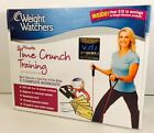 New  Sealed Weight Watchers 10 Minute Time Crunch Training Kit DVD Workout