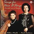 FREE US SH (int'l sh=$0-$3) NEW CD : Songs For Voice and Harp