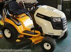 2014 CUB CADET LTX1040 42 RIDING TRACTOR LAWN MOWER 42 HOURS