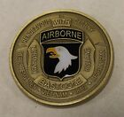 101st Airborne Division Air Assault Army Challenge Coin  C