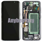 US LCD Display Touch Screen Digitizer + Frame Replacement For Samsung Galaxy S8