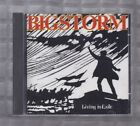 BIGSTORM Living In Exile CD AOR / Heartland Rock 1989 MINT