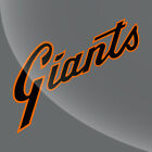 Vintage Style SF San Francisco Giants Decal Sticker CHOOSE YOUR SIZE