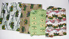 John Deere Fabric Lot, for Sewing, Quilting, Daisy Kingdom