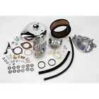 SS Cycle 1 7 8 in Super E Carb Kit 11 0407