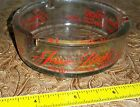 VINTAGE CASINO HOTEL GLASS ASHTRAY JESSIE BECKS RIVERSIDE RENO NEVADA